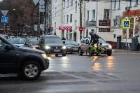 В Туле 4 дня не работают светофоры на пр. Ленина и ул. Л. Толстого, Фото: 1