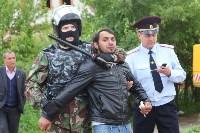 В Плеханово продолжается снос незаконных цыганских построек, Фото: 91
