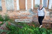 В Шахтинском поселке люди вынуждены жить в рушащихся домах, Фото: 3