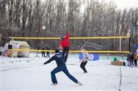 В Туле определили чемпионов по пляжному волейболу на снегу , Фото: 6
