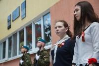 Открытие мемориальных досок в школе №4. 5.05.2015, Фото: 46