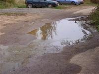 Засор в канализационном колодце в районе дома №2-Д по ул. Гарнизонный проезд, Фото: 10