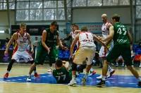 Тульские баскетболисты «Арсенала» обыграли черкесский «Эльбрус», Фото: 23
