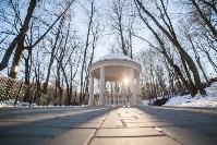 Морозное утро в Платоновском парке, Фото: 10