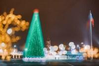 Как украсили Тулу к Новому году, Фото: 110