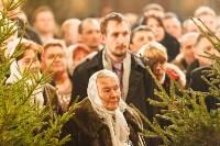 Рождественское богослужение в Успенском соборе Тулы, Фото: 6
