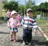 Владимир Груздев посетил детский сад №50 в Новомосковске, Фото: 2