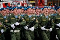 Вторая генеральная репетиция парада Победы. 7.05.2014, Фото: 56