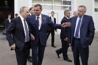 Путин в Туле, Фото: 21