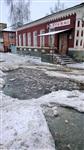 Прорыв канализационного коллектора в Белеве, Фото: 4