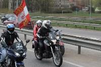 Открытие мотосезона в Новомосковске, Фото: 33