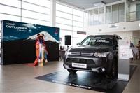 «Автокласс» представил новый Mitsubishi Outlander на празднике «Фудзияма», Фото: 1