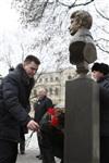 Открытие памятника Василию Жуковскому в Туле, Фото: 25