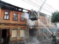 Пожар на ул. Фридриха Энгельса. 26.05.2015, Фото: 4
