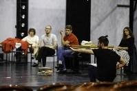 Репетиция в Тульском академическом театре драмы, Фото: 39