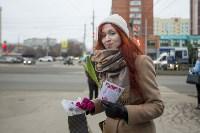 Пролетарский глава Сергей Шестаков поднял тулячкам настроение, Фото: 2