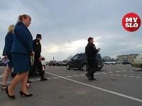 В Туле приставы и налоговики начали искать должников на парковках супермаркетов, Фото: 15