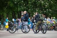 В Туле прошел большой велопарад, Фото: 21