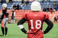 Матч по американскому футболу между «Тарантула» и «Витязь», Фото: 16