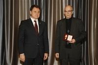 Награждение медалью  «Трудовая доблесть» III степени Сергея Игольницына, Фото: 85