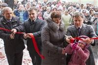 Груздев вручил ключи от социального жилья в Богородицке. 1 апреля 2014, Фото: 4
