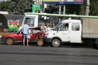 ДТП на проспекте Ленина в Туле. 4 августа., Фото: 4