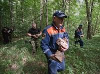 В лесу под Тулой поисковики нашли тайник с гранатами, Фото: 24