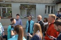 Сторонники партии «Новые люди» из Тулы и Краснодара за 20 млн руб. ремонтируют общежитие в Калуге, Фото: 11