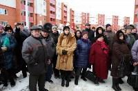 Вручение ключей от квартир в Туле на ул.Новоселов. 9.02.2015, Фото: 2