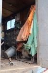 В Плеханово начали сносить дома в цыганском таборе, Фото: 88