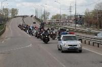 Открытие мотосезона в Новомосковске, Фото: 17