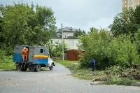 В Туле многоквартирный дом затопила канализация, Фото: 8