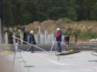 Владимир Груздев посетил строительную площадку микрорайона «Новая Тула», Фото: 5
