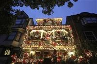 Рождественская иллюминация по-американски, Фото: 3