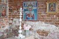 Храм в селе Ефремовского района обрел купол и крест, Фото: 3
