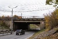 Орловский путепровод в Туле. Октябрь 2019, Фото: 2