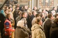 Рождественское богослужение в Успенском соборе Тулы, Фото: 64