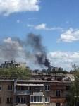 Пожар на на пересечении улиц Гоголевской и Свободы , Фото: 11