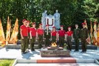 В Советске открыли мемориал, Фото: 14