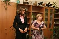 Галина Ратникова проверяет готовность узловских школ к учебному году, Фото: 6