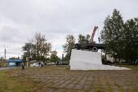 Памятник воинам-автомобилистам. Возвращение. 18.08.2015, Фото: 17