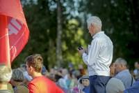 Митинг против пенсионной реформы в Баташевском саду, Фото: 46