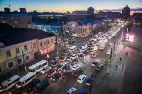 Транспортный коллапс в центре Тулы, Фото: 37