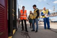 Конкурс водителей троллейбусов, Фото: 60