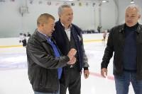 Стартовал областной этап Ночной хоккейной лиги, Фото: 65