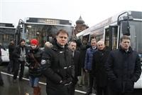 Новые низкопольные автобусы, Фото: 8