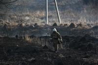 Дым от горящей травы, Фото: 7