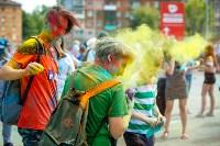 В Туле прошел фестиваль красок и летнего настроения, Фото: 49
