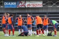 Как футболисты «Арсенала» готовятся к «Тосно», Фото: 37