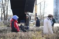 """Съемки фильма """"Слепая любовь"""", 10.04.2014, Фото: 4"""